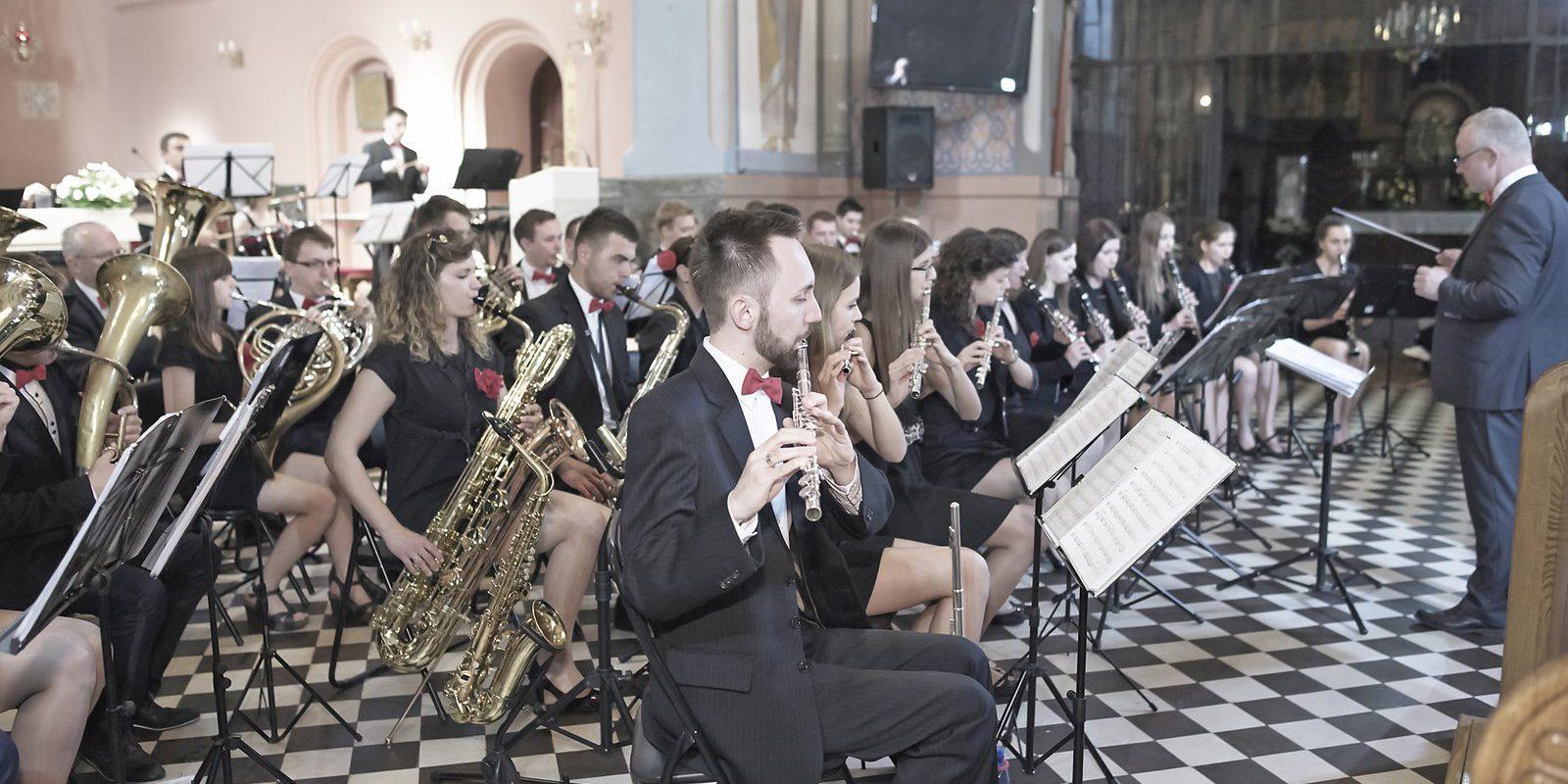 Koncert w Starym Mieście