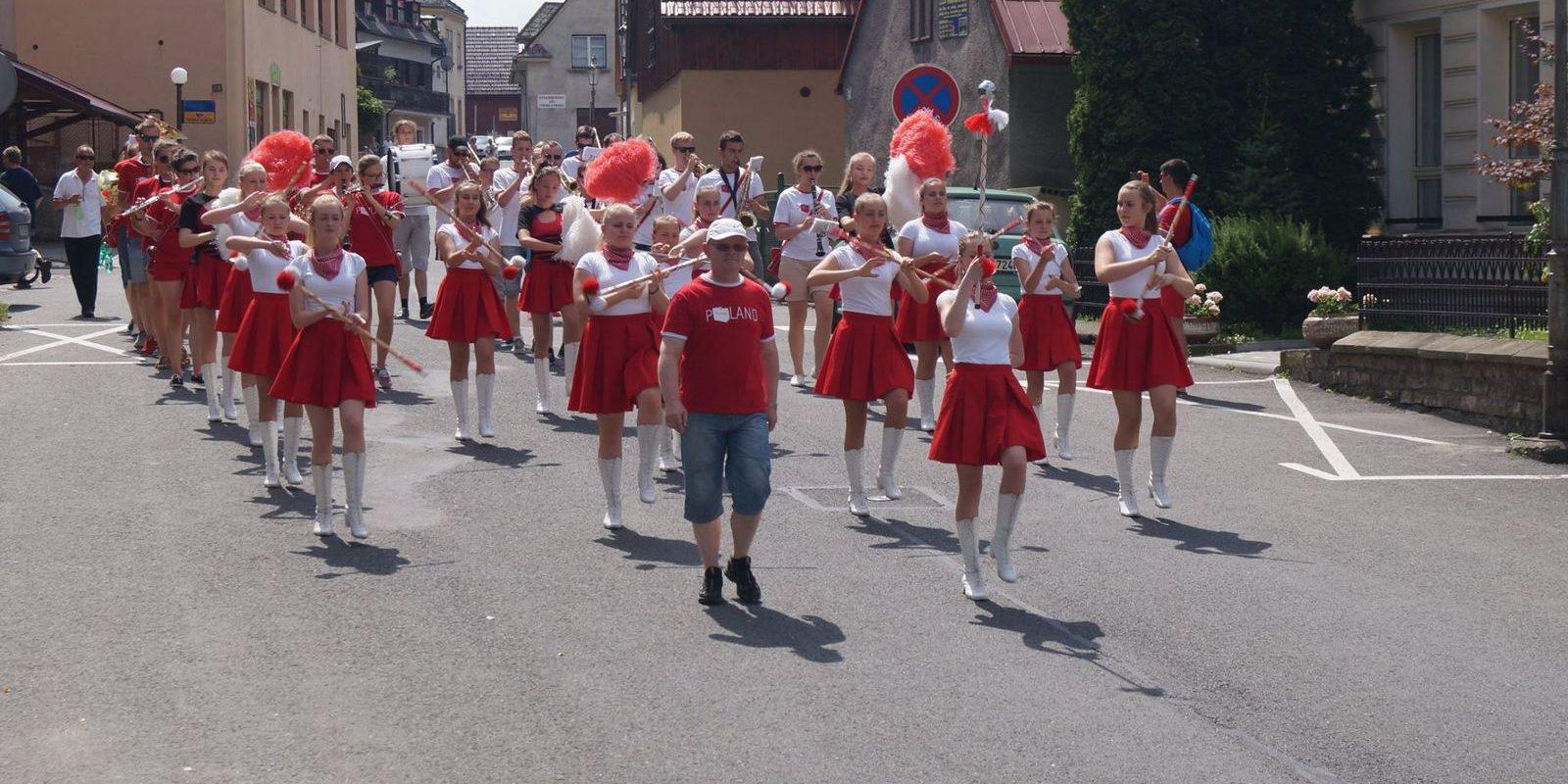 Festiwal orkiestr w Strambergu