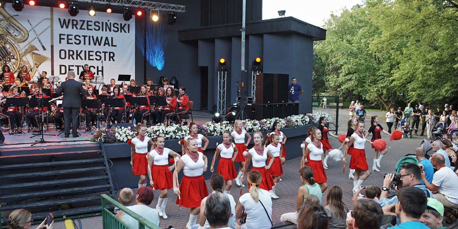 XI Wrzesiński Festiwal Orkiestr Dętych 2016
