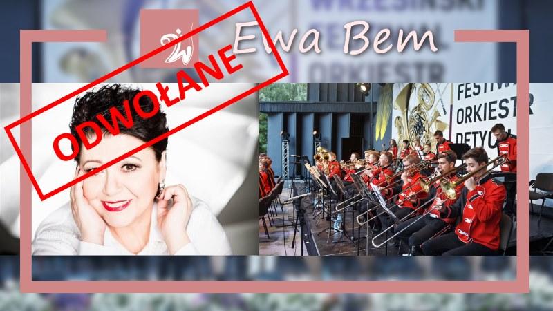 koncert odwołany