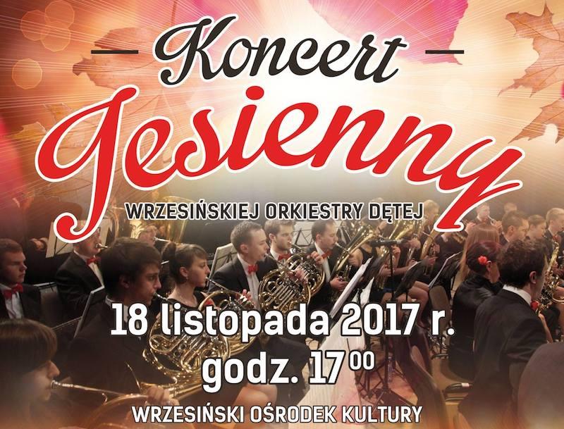 Koncert Jesienny 2017