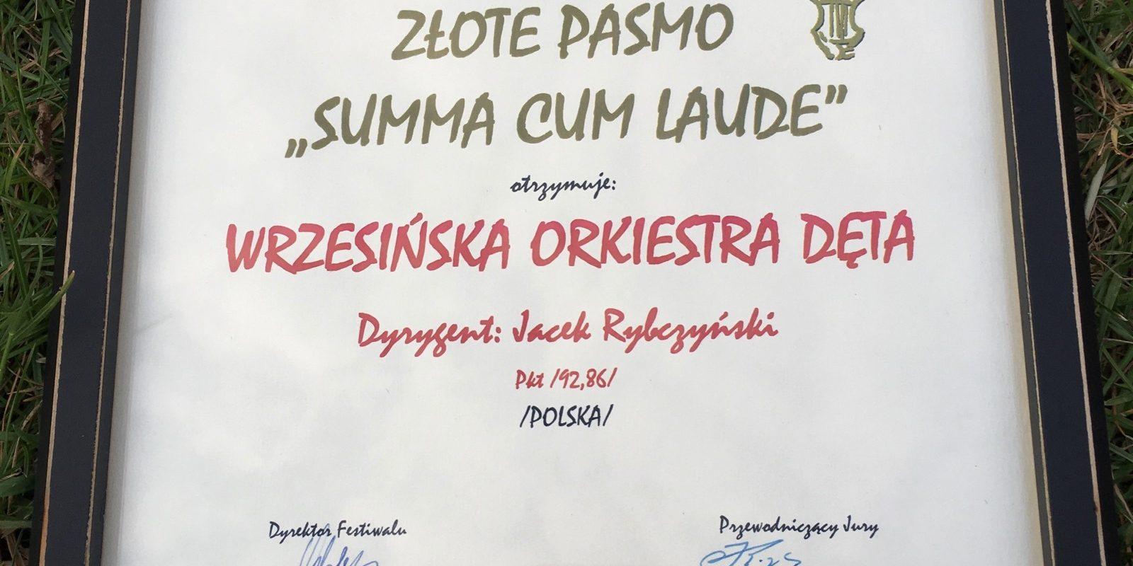 """Konkurs """"Złota Lira"""" w Rybniku 2018"""