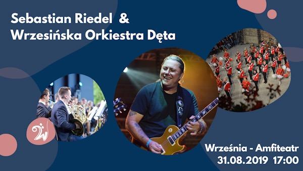 Koncert z Sebastianem Riedlem